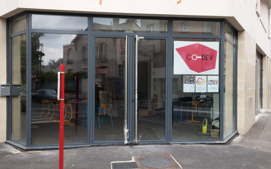 Nouveau local à Montreuil