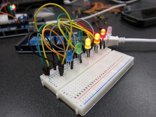 Arduino et Raspberry Pi